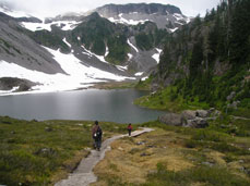 Bagley Lake Trail