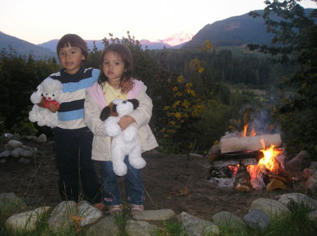 Kids and Campfires